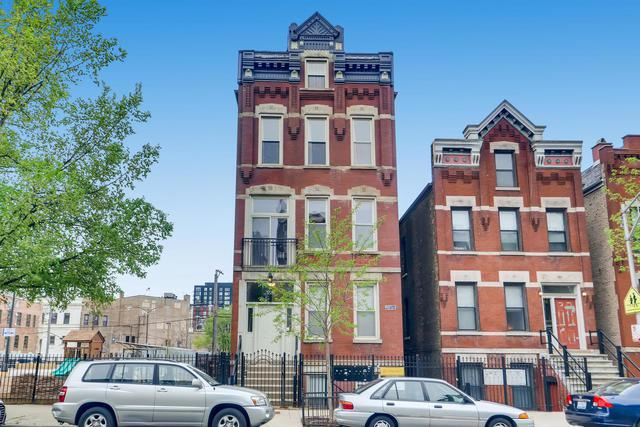 1226 N Greenview Avenue 4F, Chicago, IL 60642 (MLS #10390271) :: Berkshire Hathaway HomeServices Snyder Real Estate