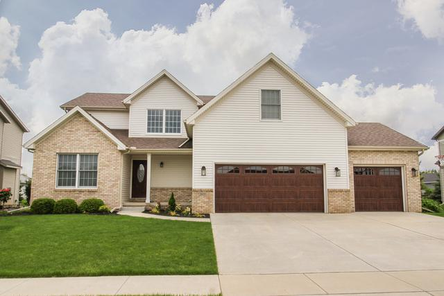 3609 Pamela Drive, Bloomington, IL 61704 (MLS #10390277) :: Berkshire Hathaway HomeServices Snyder Real Estate