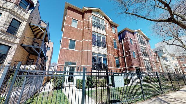 1250 W Winnemac Avenue #2, Chicago, IL 60640 (MLS #10390364) :: Berkshire Hathaway HomeServices Snyder Real Estate