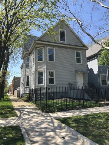 900 N Lawler Avenue, Chicago, IL 60651 (MLS #10390387) :: Baz Realty Network | Keller Williams Elite