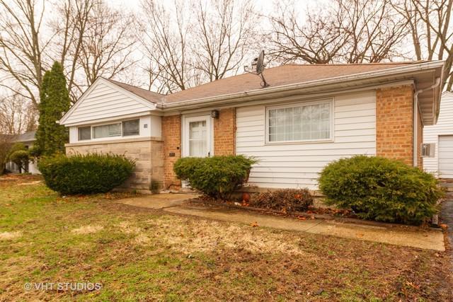 306 Shabbona Drive, Park Forest, IL 60466 (MLS #10390413) :: John Lyons Real Estate