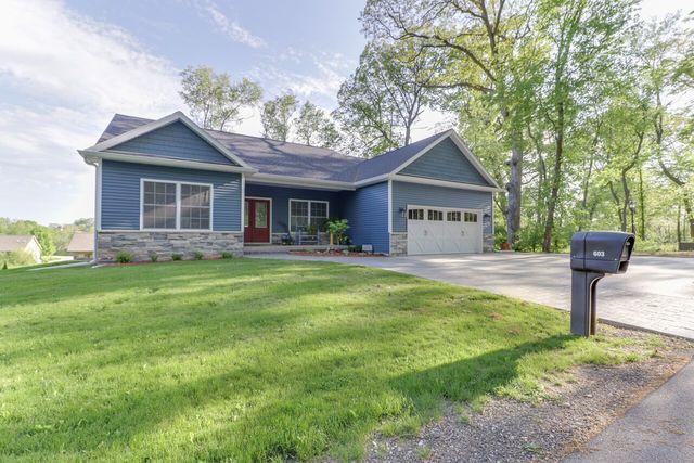 603 E Market Street, HEYWORTH, IL 61745 (MLS #10390427) :: Berkshire Hathaway HomeServices Snyder Real Estate