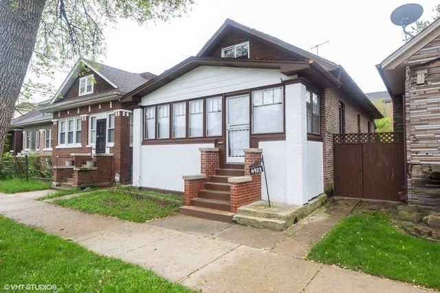 4923 W Crystal Street, Chicago, IL 60651 (MLS #10390470) :: Baz Realty Network | Keller Williams Elite