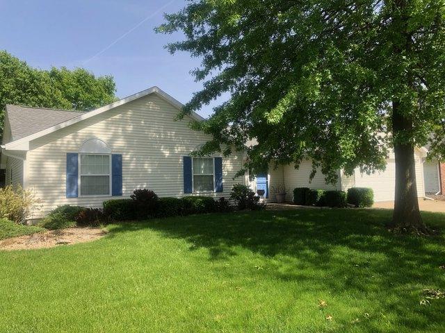 406 Sherwood Drive, ST. JOSEPH, IL 61873 (MLS #10390477) :: Littlefield Group