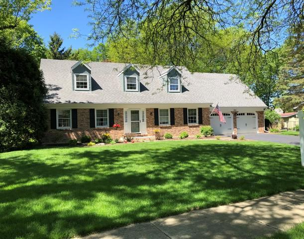 861 Huntleigh Drive, Naperville, IL 60540 (MLS #10390511) :: Berkshire Hathaway HomeServices Snyder Real Estate