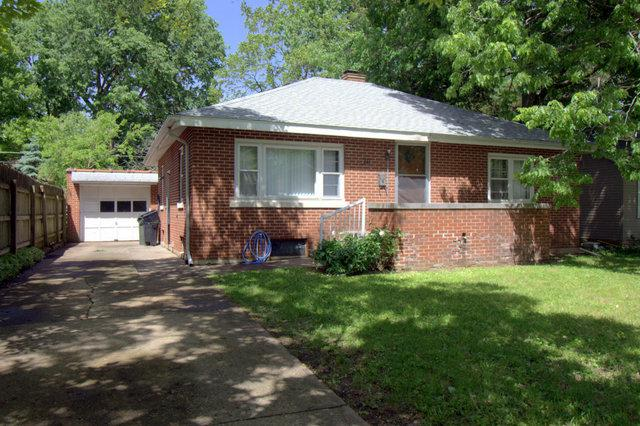 711 S Walnut Street, Urbana, IL 61801 (MLS #10390520) :: Berkshire Hathaway HomeServices Snyder Real Estate
