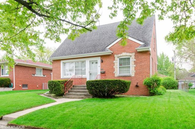 43 Highland Street, Calumet City, IL 60409 (MLS #10390621) :: Berkshire Hathaway HomeServices Snyder Real Estate
