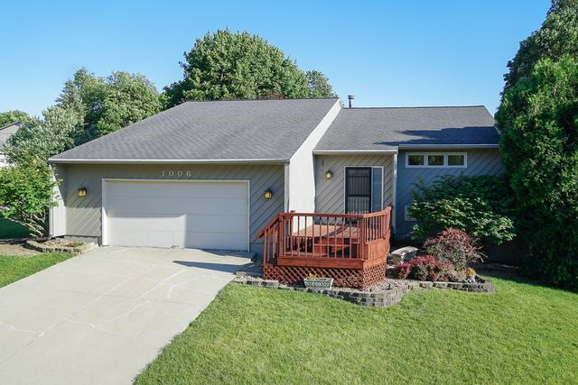 1006 Lake Fork Road, Bloomington, IL 61704 (MLS #10390632) :: The Perotti Group | Compass Real Estate