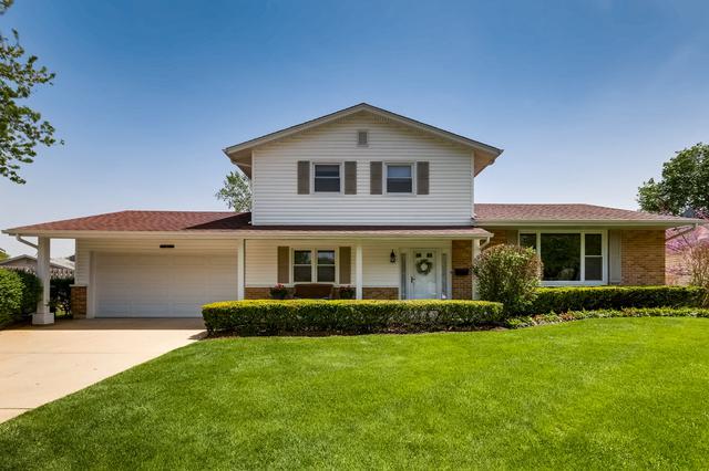 855 Harrison Lane, Hoffman Estates, IL 60192 (MLS #10390669) :: Berkshire Hathaway HomeServices Snyder Real Estate