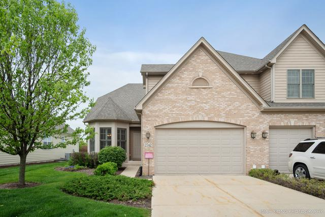 2742 Nicole Circle, Aurora, IL 60502 (MLS #10390705) :: Property Consultants Realty
