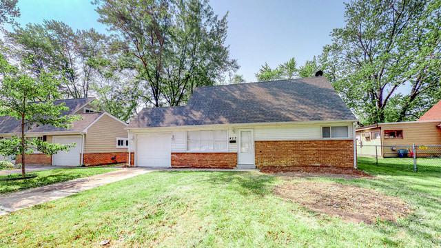 413 Westgate Drive, Park Forest, IL 60466 (MLS #10390727) :: John Lyons Real Estate