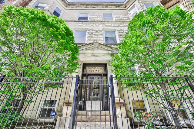 816 W Cuyler Avenue 1W, Chicago, IL 60613 (MLS #10390732) :: Berkshire Hathaway HomeServices Snyder Real Estate