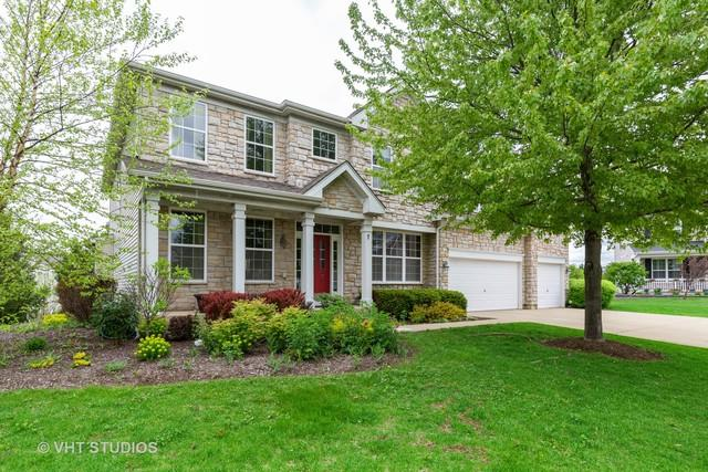 7 Birchwood Court, Lake In The Hills, IL 60156 (MLS #10390759) :: Berkshire Hathaway HomeServices Snyder Real Estate