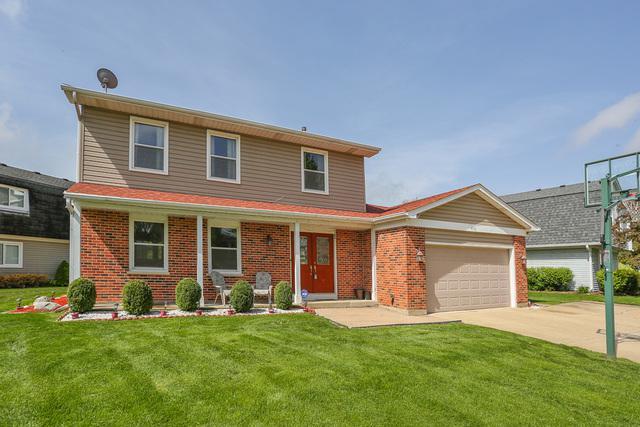 4102 Victoria Drive, Hoffman Estates, IL 60192 (MLS #10390765) :: Berkshire Hathaway HomeServices Snyder Real Estate
