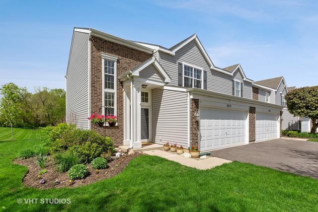 660 Silk Oak Lane #660, Crystal Lake, IL 60014 (MLS #10390824) :: Berkshire Hathaway HomeServices Snyder Real Estate