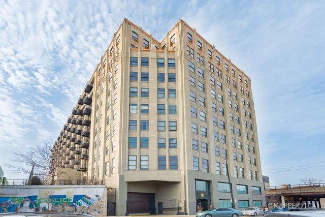 1550 S Blue Island Avenue #309, Chicago, IL 60608 (MLS #10390891) :: Berkshire Hathaway HomeServices Snyder Real Estate
