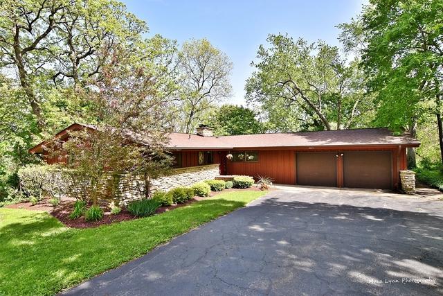 1055 Van Tassel Road, Sleepy Hollow, IL 60118 (MLS #10390894) :: Berkshire Hathaway HomeServices Snyder Real Estate