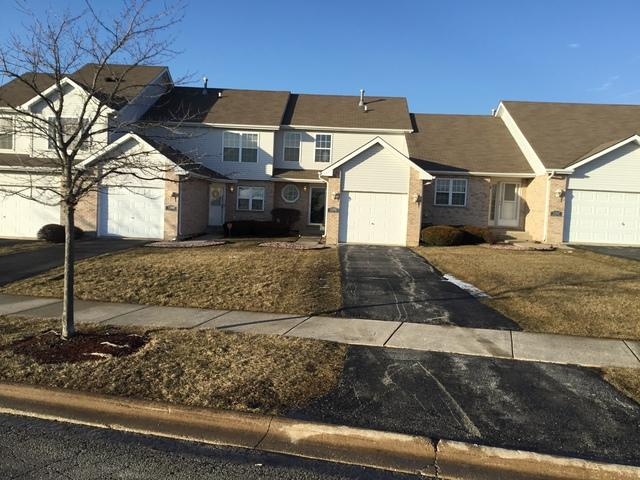 5306 Crosswind Drive #5306, Richton Park, IL 60471 (MLS #10390917) :: The Perotti Group | Compass Real Estate