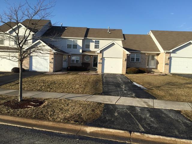 5306 Crosswind Drive #5306, Richton Park, IL 60471 (MLS #10390917) :: Berkshire Hathaway HomeServices Snyder Real Estate