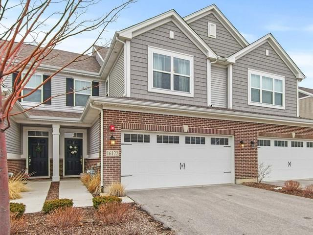 16122 W Coneflower Drive, Lockport, IL 60441 (MLS #10390927) :: Berkshire Hathaway HomeServices Snyder Real Estate
