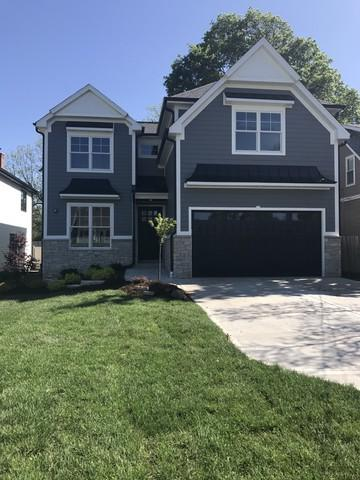 545 W Emerson Lane N, Glen Ellyn, IL 60137 (MLS #10391003) :: Berkshire Hathaway HomeServices Snyder Real Estate