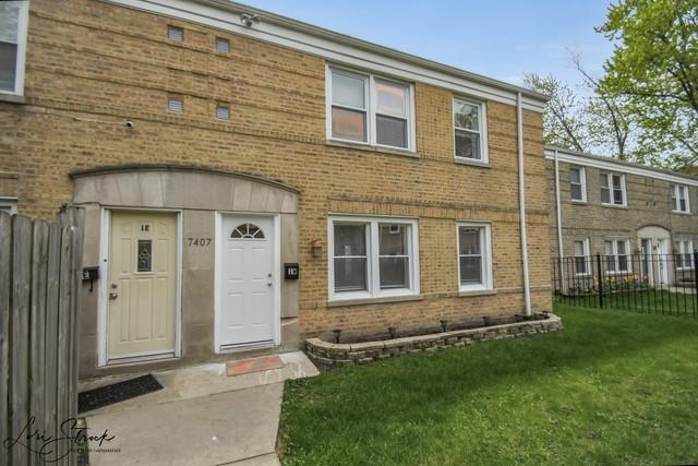 7407 N Wolcott Avenue 1W, Chicago, IL 60626 (MLS #10391014) :: Berkshire Hathaway HomeServices Snyder Real Estate