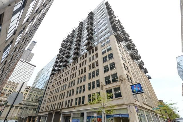 565 W Quincy Street #510, Chicago, IL 60661 (MLS #10391038) :: Berkshire Hathaway HomeServices Snyder Real Estate