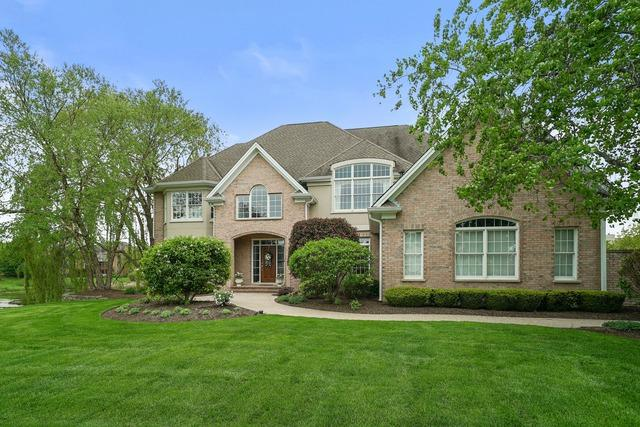21607 W Quail Court, Kildeer, IL 60047 (MLS #10391100) :: Berkshire Hathaway HomeServices Snyder Real Estate
