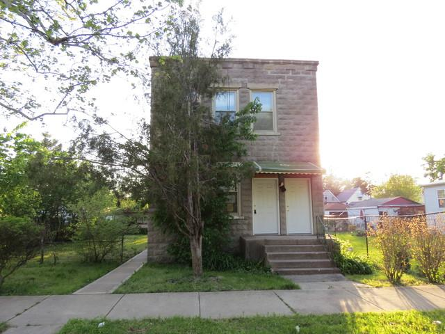 9238 S Woodlawn Avenue, Chicago, IL 60619 (MLS #10391140) :: Berkshire Hathaway HomeServices Snyder Real Estate