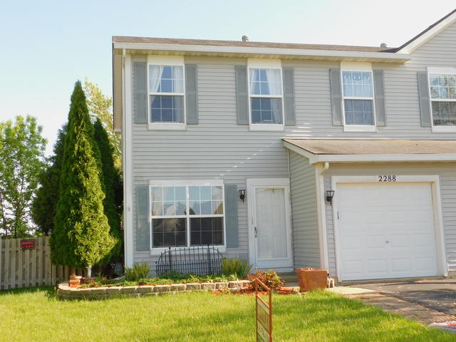 2288 Margaret Drive, Montgomery, IL 60538 (MLS #10391176) :: Berkshire Hathaway HomeServices Snyder Real Estate