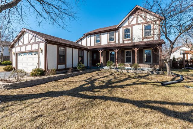 520 Greenhill Lane, Schaumburg, IL 60193 (MLS #10391182) :: Berkshire Hathaway HomeServices Snyder Real Estate