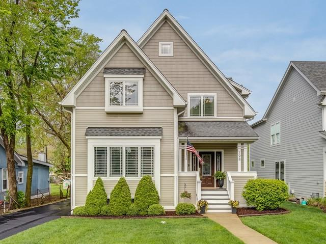 198 N Glenview Avenue, Elmhurst, IL 60126 (MLS #10391191) :: Berkshire Hathaway HomeServices Snyder Real Estate