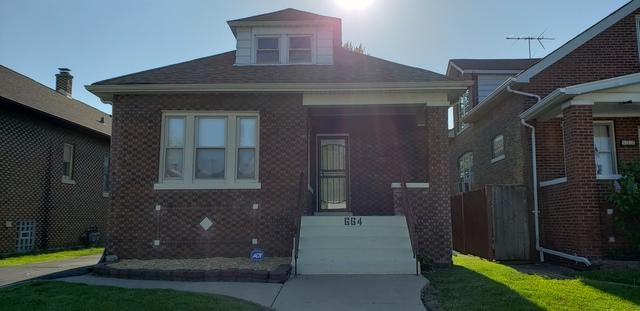 664 Price Avenue, Calumet City, IL 60409 (MLS #10391195) :: Berkshire Hathaway HomeServices Snyder Real Estate