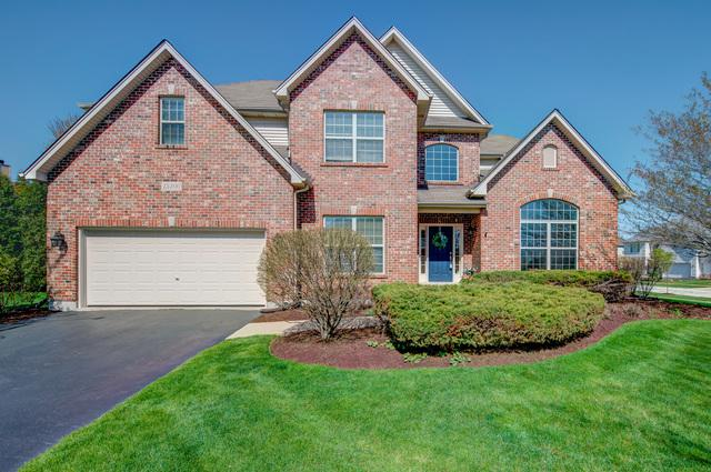 13400 Lindengate Court, Plainfield, IL 60585 (MLS #10391236) :: Berkshire Hathaway HomeServices Snyder Real Estate