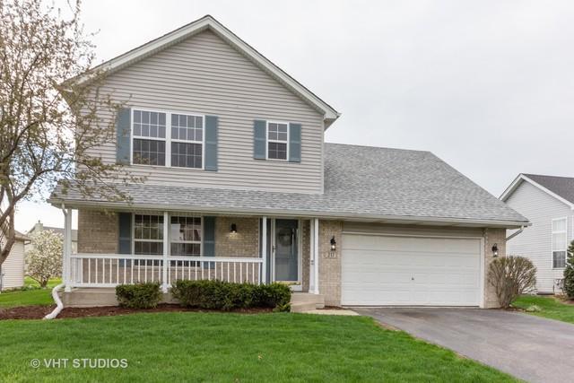 217 Malibu Drive, Romeoville, IL 60446 (MLS #10391256) :: Berkshire Hathaway HomeServices Snyder Real Estate