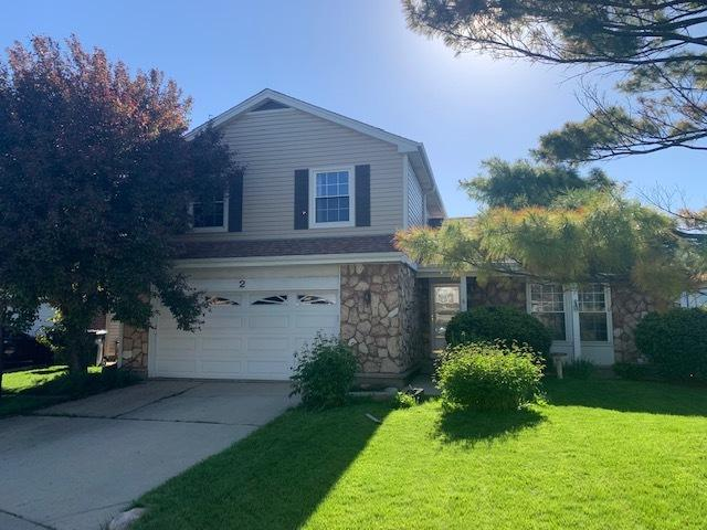 2 Birchwood Court, Streamwood, IL 60107 (MLS #10391262) :: Berkshire Hathaway HomeServices Snyder Real Estate