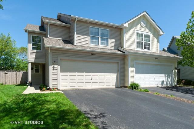 1408 Derby Lane, Mundelein, IL 60060 (MLS #10391274) :: Berkshire Hathaway HomeServices Snyder Real Estate