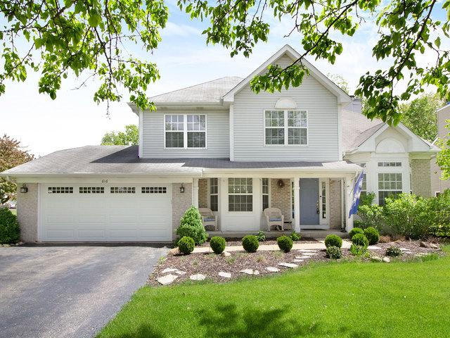 616 Pearces Ford, Oswego, IL 60543 (MLS #10391279) :: Berkshire Hathaway HomeServices Snyder Real Estate