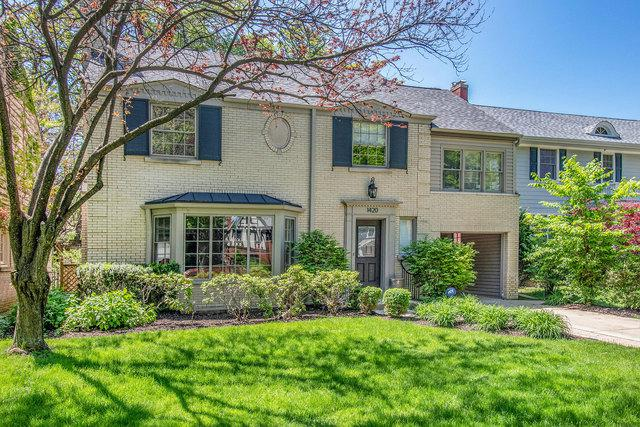 1420 Park Avenue, River Forest, IL 60305 (MLS #10391280) :: Berkshire Hathaway HomeServices Snyder Real Estate