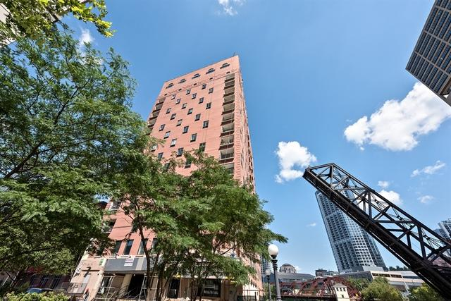 345 N Canal Street #602, Chicago, IL 60606 (MLS #10391299) :: Domain Realty
