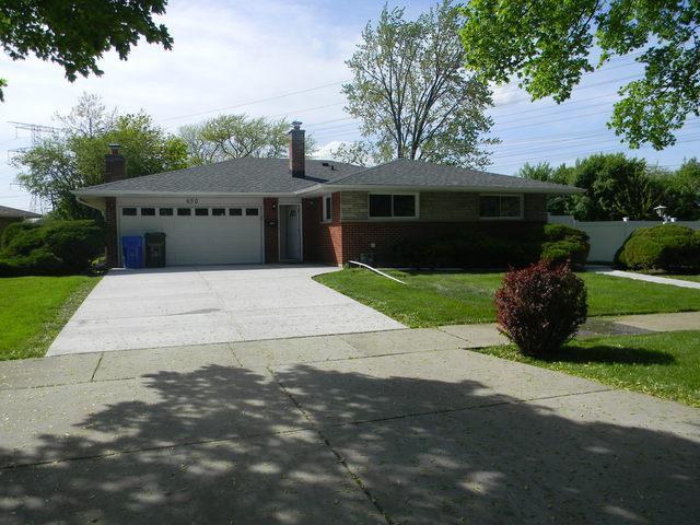 650 Beau Drive, Des Plaines, IL 60016 (MLS #10391350) :: Baz Realty Network | Keller Williams Elite