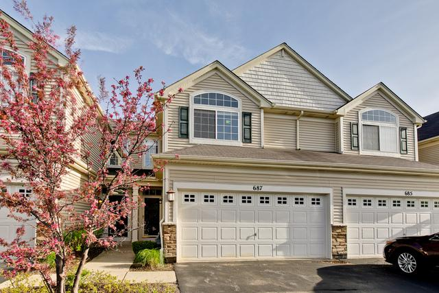 687 S Jade Lane, Round Lake, IL 60073 (MLS #10391356) :: Baz Realty Network | Keller Williams Elite