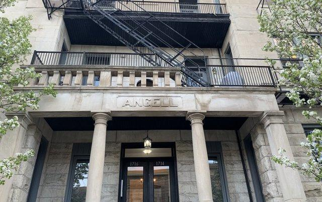 1714 W Leland Avenue 2F, Chicago, IL 60640 (MLS #10391383) :: Berkshire Hathaway HomeServices Snyder Real Estate