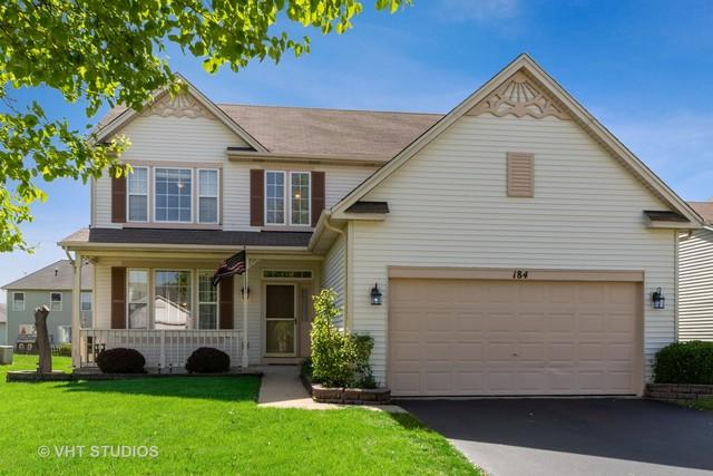 184 Wedgeport Circle, Romeoville, IL 60446 (MLS #10391384) :: Berkshire Hathaway HomeServices Snyder Real Estate