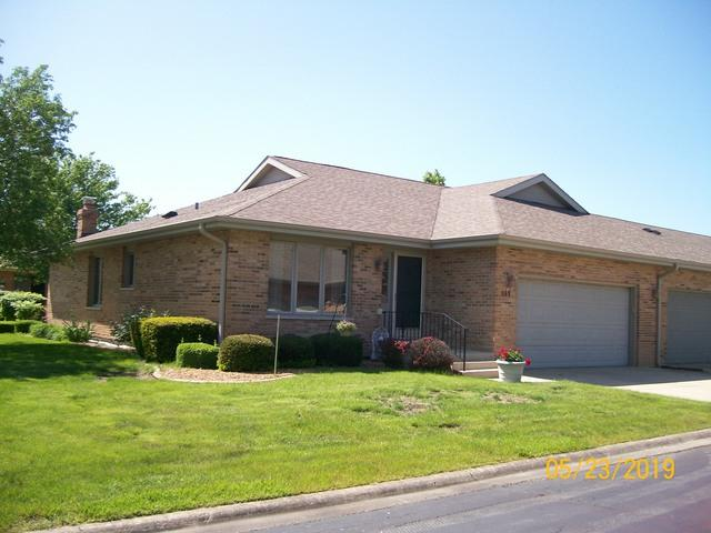 869 Winter Park Drive #869, New Lenox, IL 60451 (MLS #10391389) :: Berkshire Hathaway HomeServices Snyder Real Estate