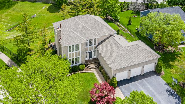 4587 Hatch Lane, Lisle, IL 60532 (MLS #10391406) :: Berkshire Hathaway HomeServices Snyder Real Estate