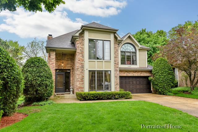 1460 Belleau Woods Court, Wheaton, IL 60189 (MLS #10391407) :: Baz Realty Network | Keller Williams Elite