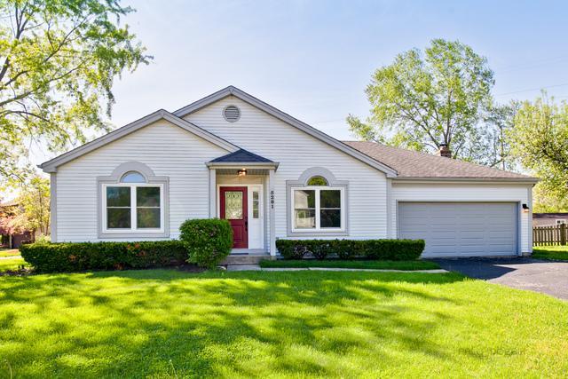 5281 Beechwood Avenue, Gurnee, IL 60031 (MLS #10391433) :: Littlefield Group