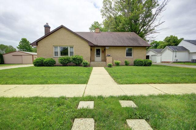 206 E South Street, Mansfield, IL 61854 (MLS #10391502) :: Berkshire Hathaway HomeServices Snyder Real Estate