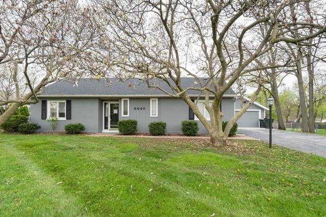 5640 Willow Springs Road, La Grange Highlands, IL 60525 (MLS #10391533) :: Berkshire Hathaway HomeServices Snyder Real Estate